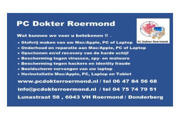 PC Dokter Roermond